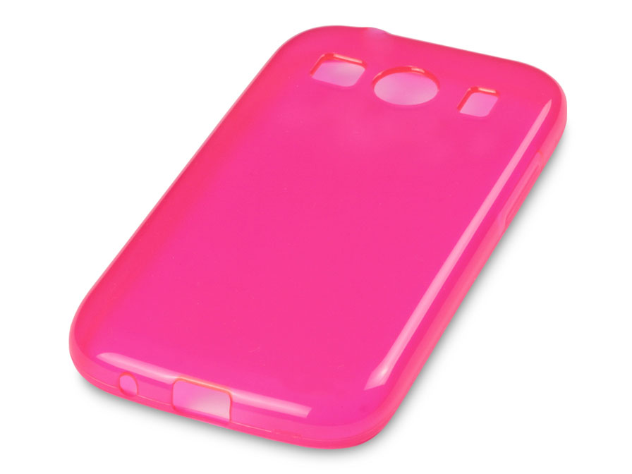 CaseBoutique TPU Case - Samsung Galaxy Ace 4  hoesje