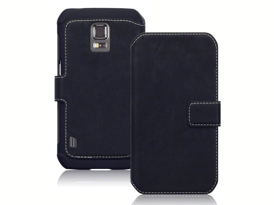 Covert UltraSlim Book Case - Hoesje voor Samsung Galaxy S5 Active