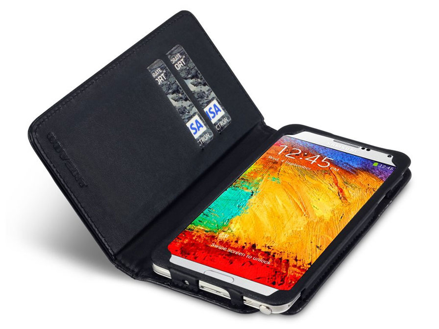 Covert Stardust Studded Wallet Case Hoesje Samsung Galaxy Note 3