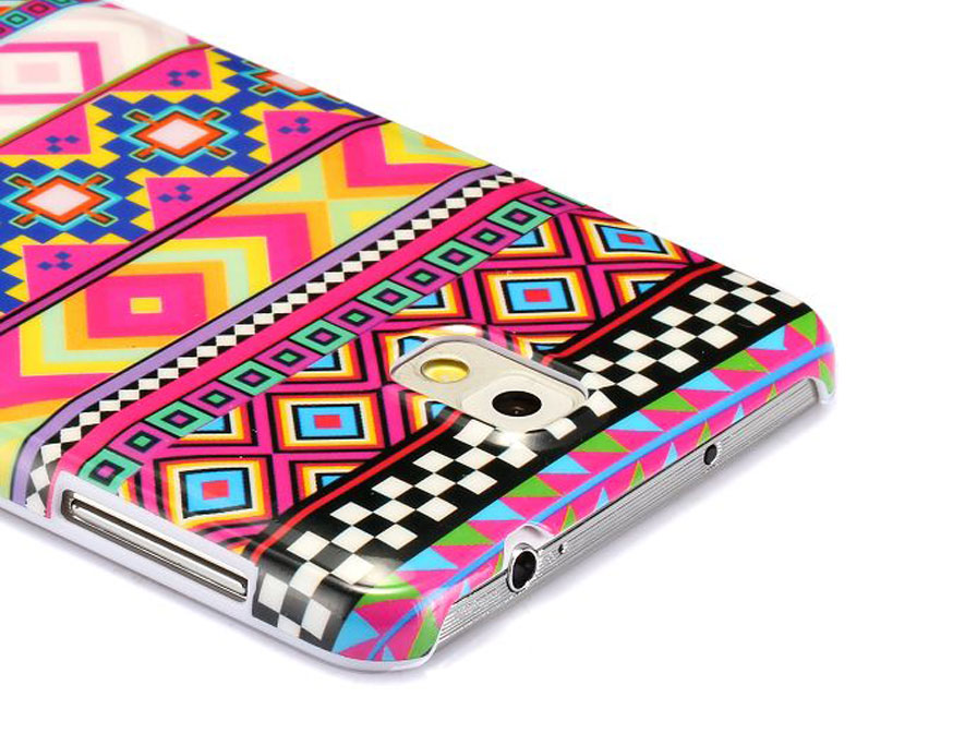 Aztec Hard Case Hoesje voor Samsung Galaxy Note 3