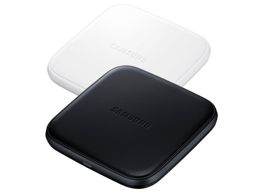 samsung galaxy wireless charging pad draadloze qi lader. Black Bedroom Furniture Sets. Home Design Ideas
