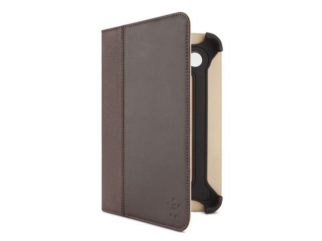 Belkin Cinema Leather Folio met Stand voor Samsung Galaxy Tab 2 7.0