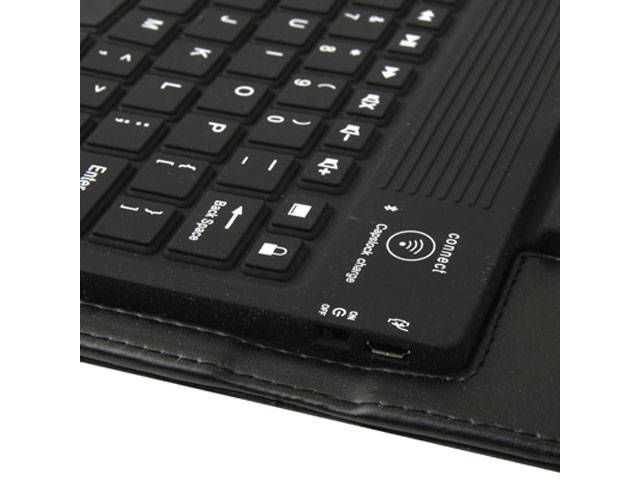 Keyboard Folio Leren Case Samsung Galaxy Note 10.1 (N8000)
