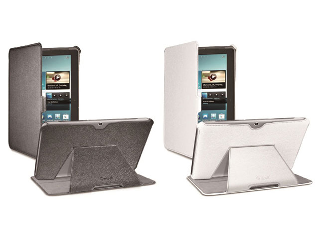 Muvit Triangle Stand Case voor Samsung Galaxy Tab 2 10.1 (P5100/P5110)