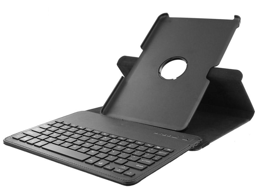 Swivel Stand Keyboard Case Voor Samsung Galaxy Tab 2 10 1