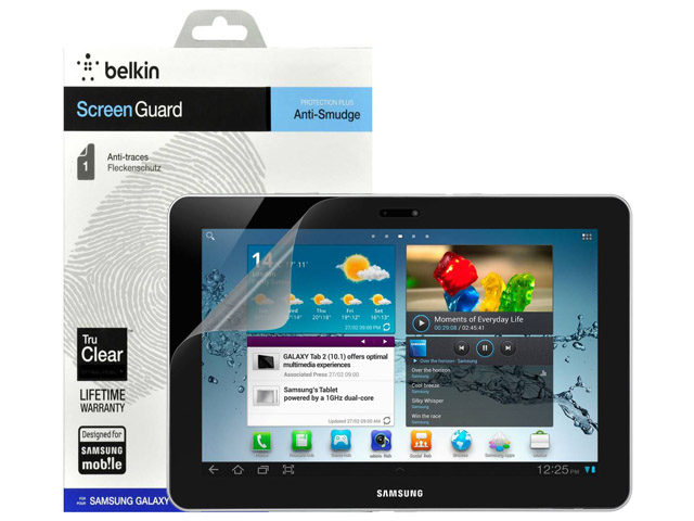 Belkin Screenprotector Mat - Galaxy Tab 2 / Note 10.1