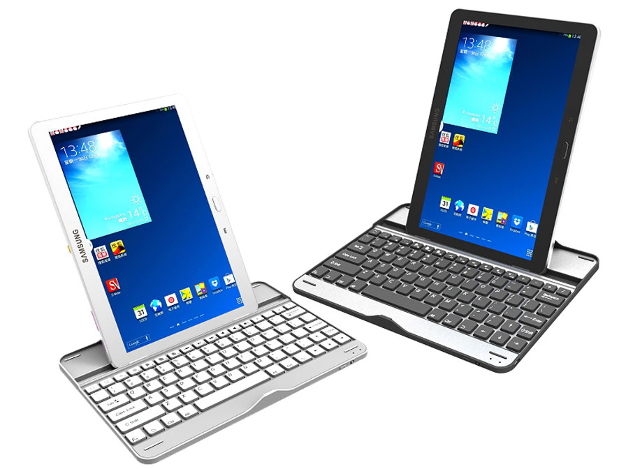 Bluetooth Keyboard Case voor Samsung Galaxy TabPRO / Note 10.1 (2014)