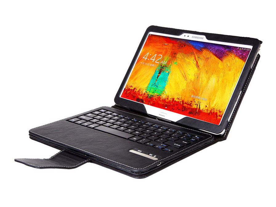 Bluetooth Keyboard Folio voor Samsung Galaxy TabPRO Note 10.1 (2014)