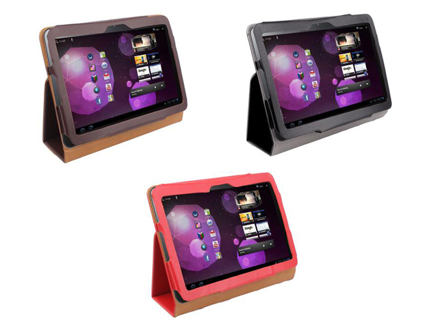 Color Series Leren Case Samsung Galaxy Tab 10.1