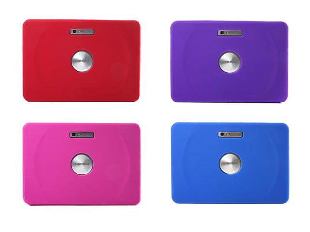 Color Series Silicon Skin Samsung Galaxy Tab 10.1v