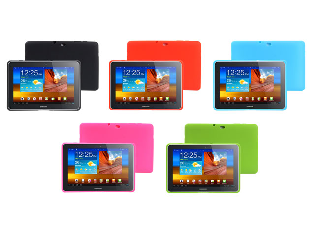 Color Series Silicon Skin Samsung Galaxy Tab 10.1