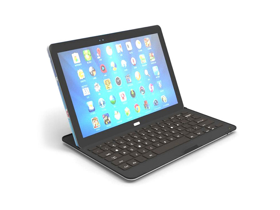 Bluetooth Keyboard Case voor Samsung Galaxy TabPRO / NotePro 12.2