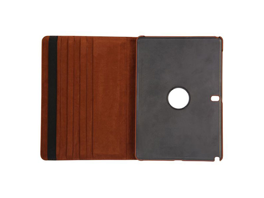 Classic Leather Swivel Case voor Samsung Galaxy TabPRO / NotePRO 12.2