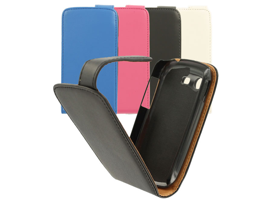 Classic Leather Case voor Samsung Galaxy Star (S5280)