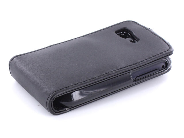 Business Leather Case Samsung Galaxy Pocket (S5300)
