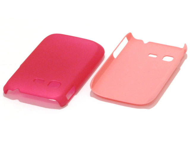 Color Series Hard Case Hoesje voor Samsung Galaxy Pocket (S5300)