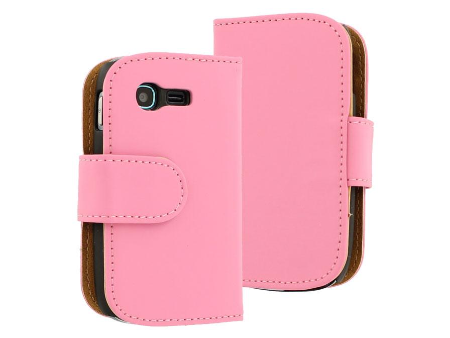 Classic Book Case Hoesje voor Samsung Galaxy Pocket Neo ...