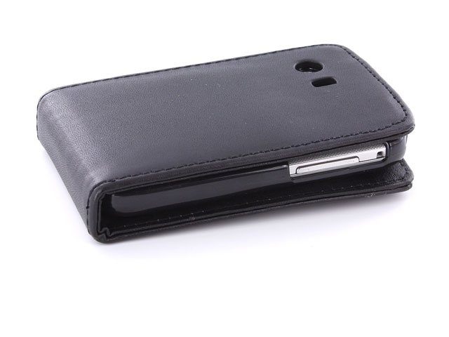 Business Leather Case Samsung Galaxy Y S5360