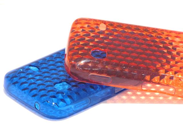Diamond TPU Case Hoes Samsung Galaxy Gio S5660
