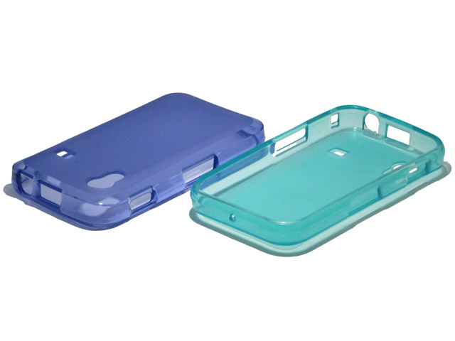 Frosted TPU Case Hoesje voor Samsung Galaxy Ace (S5830)