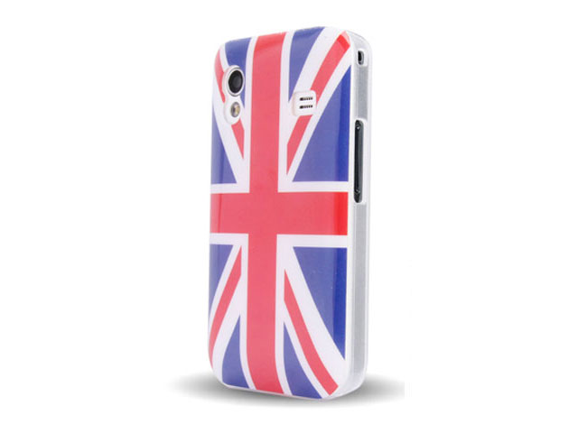 Great Brittain Flag Case Hoes voor Samsung Galaxy Ace (S5830)