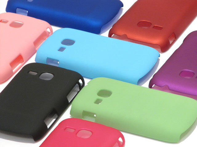 Color Series Hard Case Hoesje voor Samsung Galaxy Mini 2 (S6500)