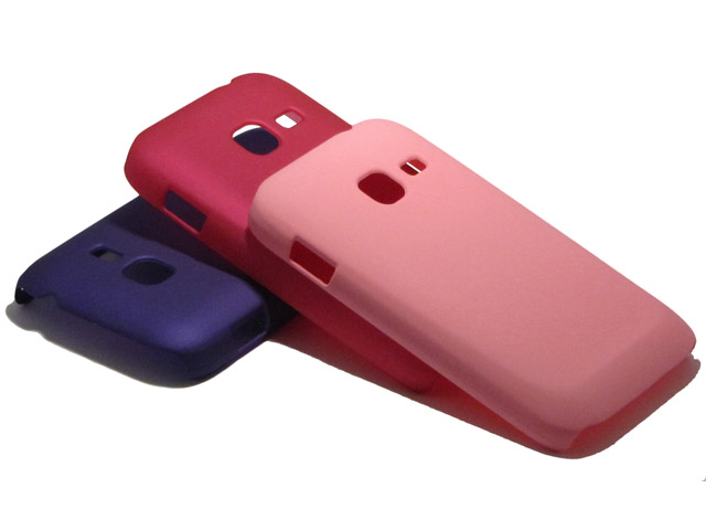 Color Series Hard Case Hoesje voor Samsung Galaxy Ace Duos (S6802)