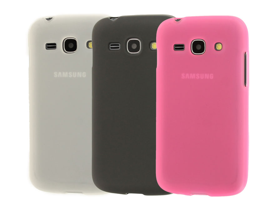 Frosted TPU Case Hoesje voor Samsung Galaxy Ace 3
