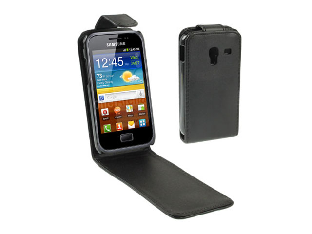 Business Leather Case Samsung Galaxy Ace Duos (S6802)