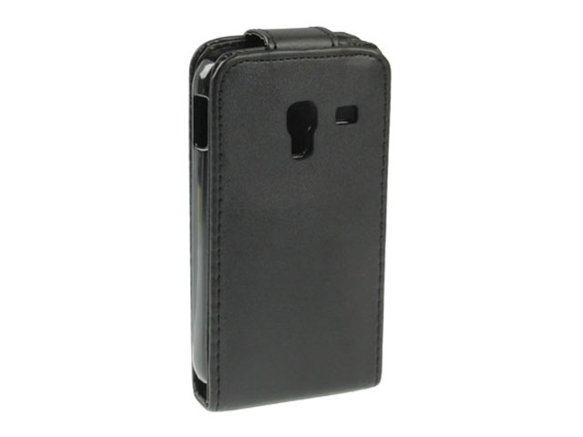 Business Leather Case Samsung Galaxy Ace Plus (S7500)