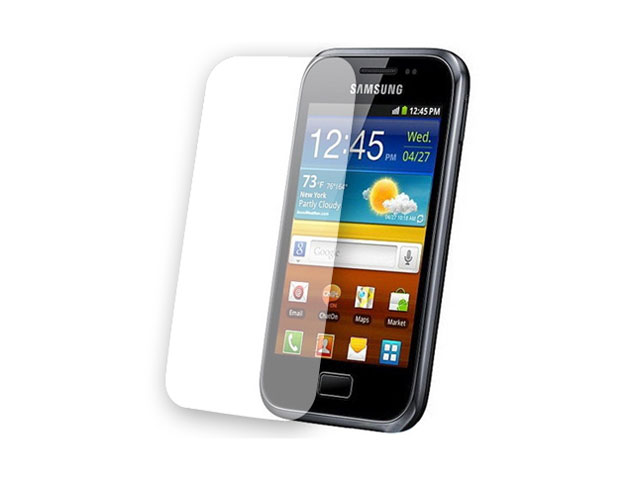 Clear Screenprotector Samsung Galaxy Ace Plus (S7500)