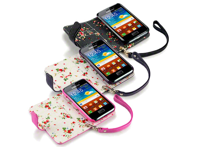 CaseBoutique Wallet Case Hoesje voor Samsung Galaxy Ace Plus S7500