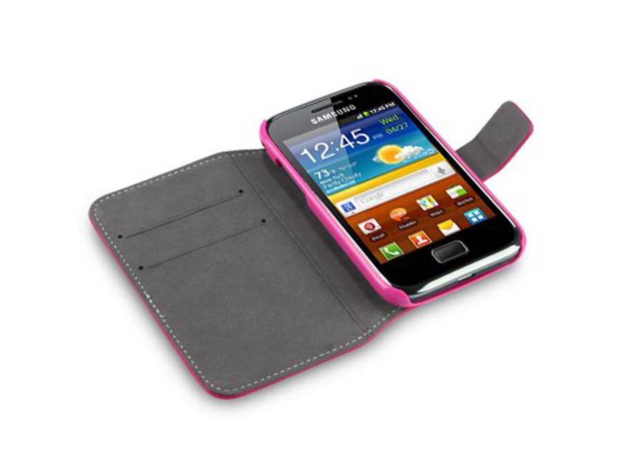 Covert UltraSlim Book Case - Hoesje voor Samsung Galaxy Ace Plus