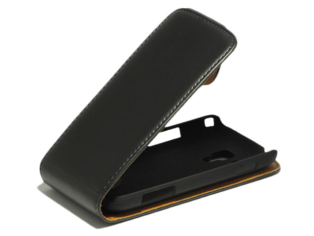 Classic Leather Case Samsung Galaxy S Duos (S7562)