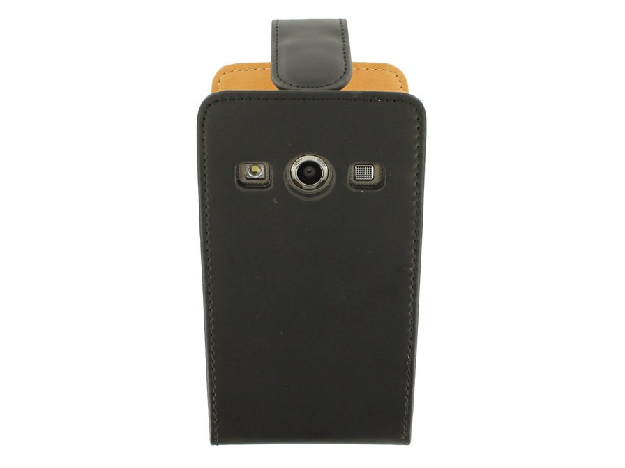 Classic Leather Case voor Samsung Galaxy Xcover 2 (S7710)