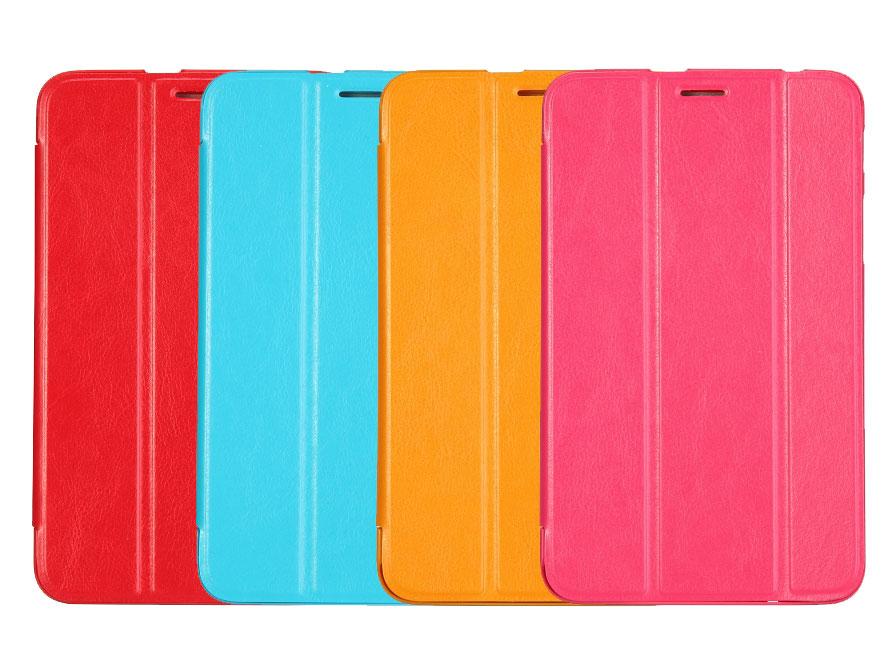 Color Trifold Case - Hoesje voor Samsung Galaxy Tab 3 Lite