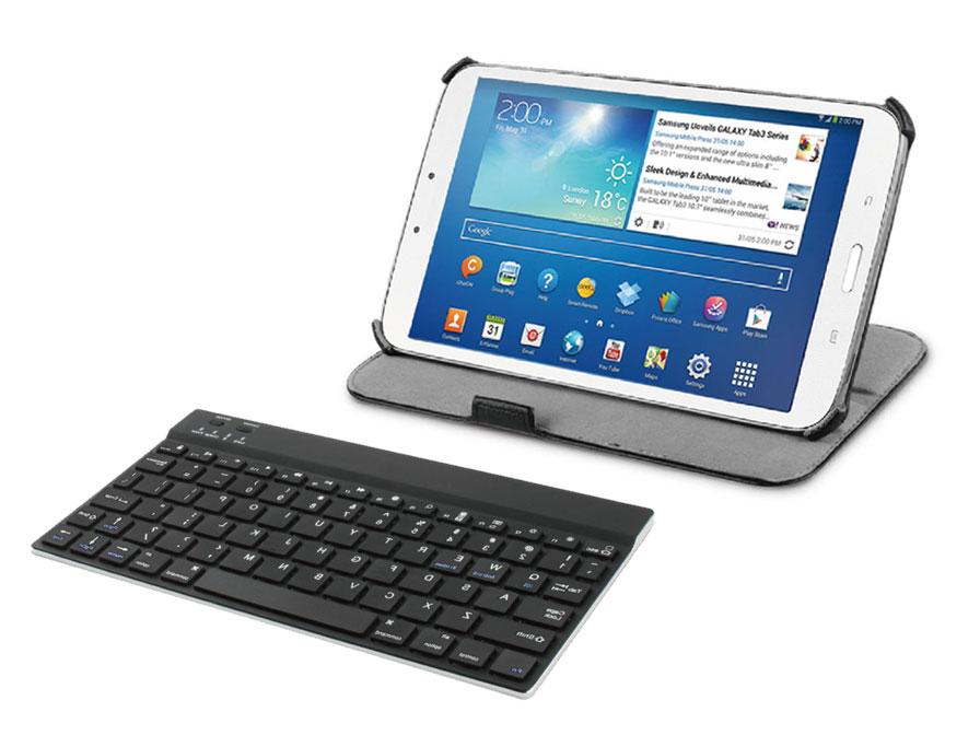 bluetooth keyboard for samsung galaxy tab 3 7 inch