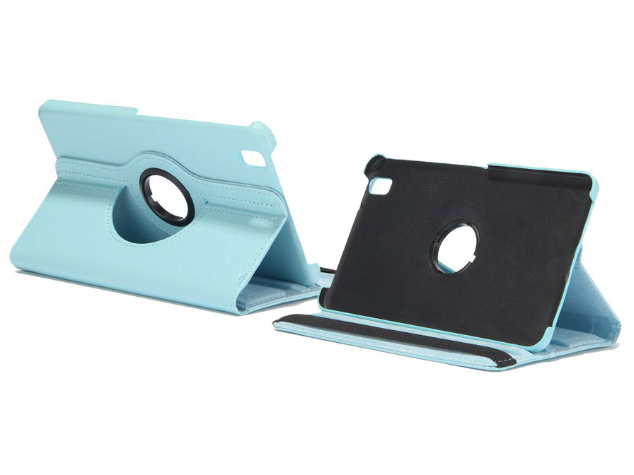 Baby Leather Swivel Case - Hoes voor Samsung Galaxy TabPRO 8.4