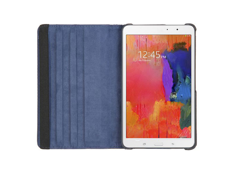 Classic Leather Swivel Case - Hoes voor Samsung Galaxy TabPRO 8.4