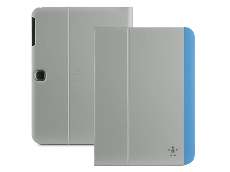 Belkin Thin & Light Folio - Hoes voor Samsung Galaxy Tab 4 10.1