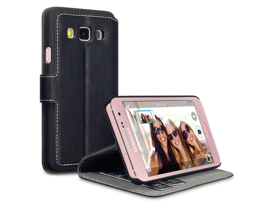 Covert Slim Book Case - Samsung Galaxy A3 2015 hoesje