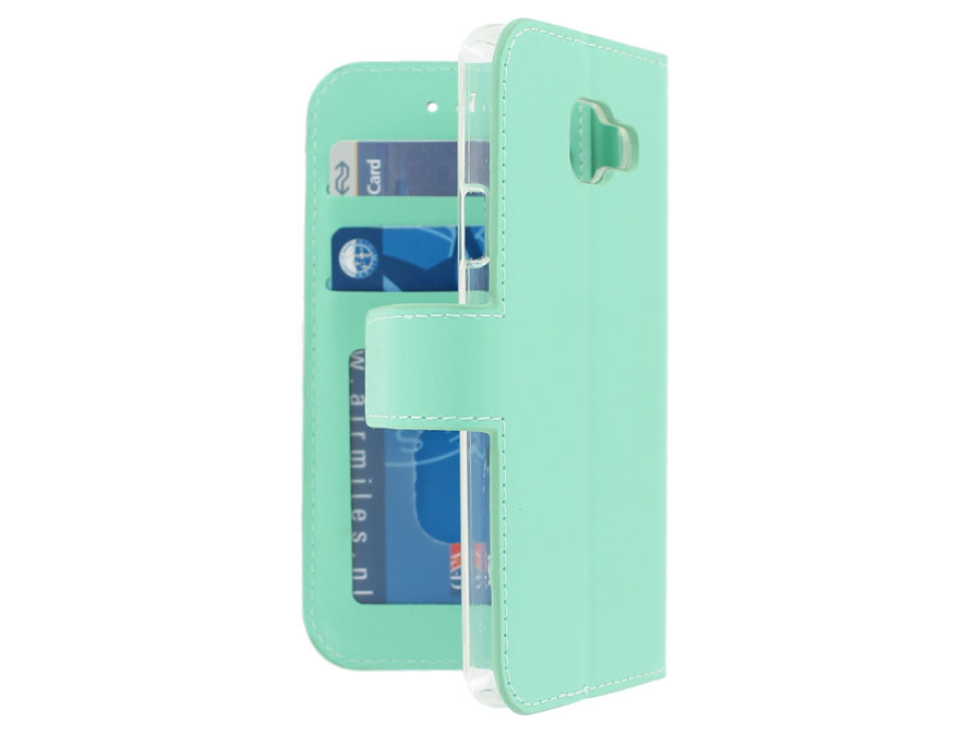 Wallet Book Case - Samsung Galaxy A3 2016 hoesje