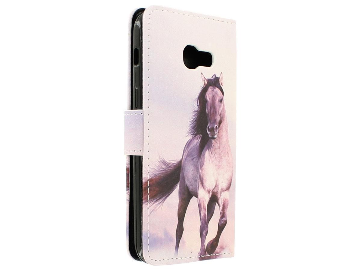 Paarden Bookcase Samsung Galaxy A3 2017 Hoesje