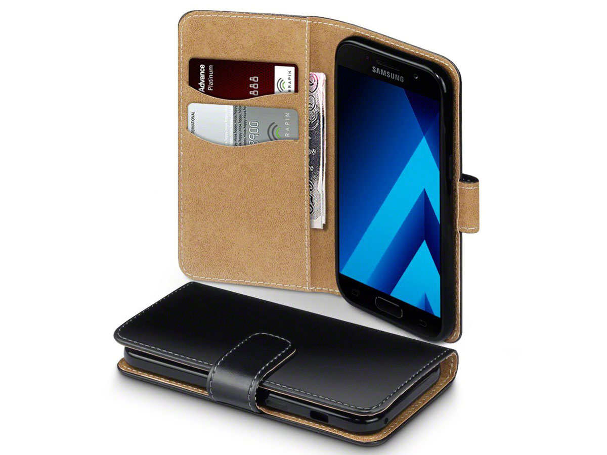 CaseBoutique Bookcase - Samsung Galaxy A3 2017 hoesje