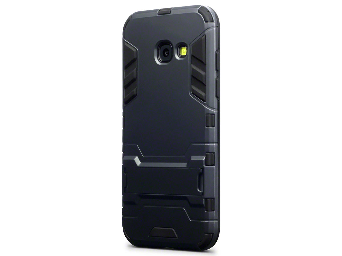 save off f0fc6 00212 Rugged Heavy Duty Case - Samsung Galaxy A3 2017 hoesje