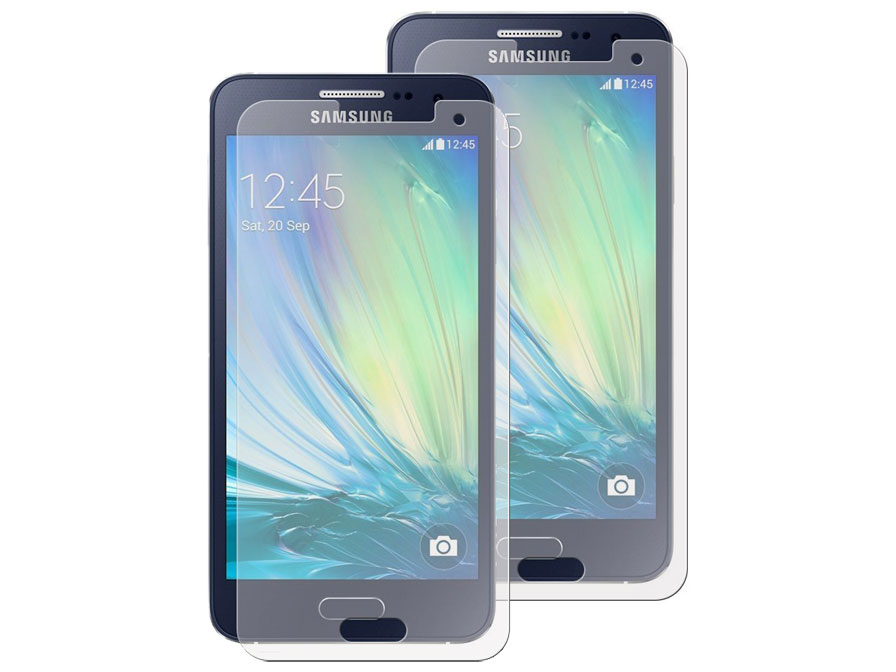Clear Screenprotector voor Samsung Galaxy E5 (2-pack)