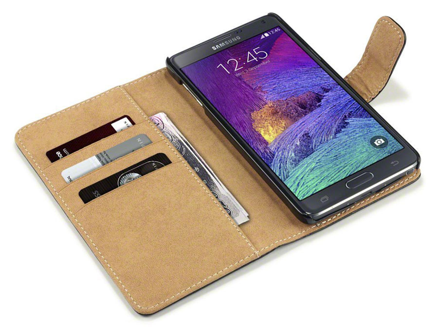 CaseBoutique Wallet Case - Samsung Galaxy Note 4 Hoesje