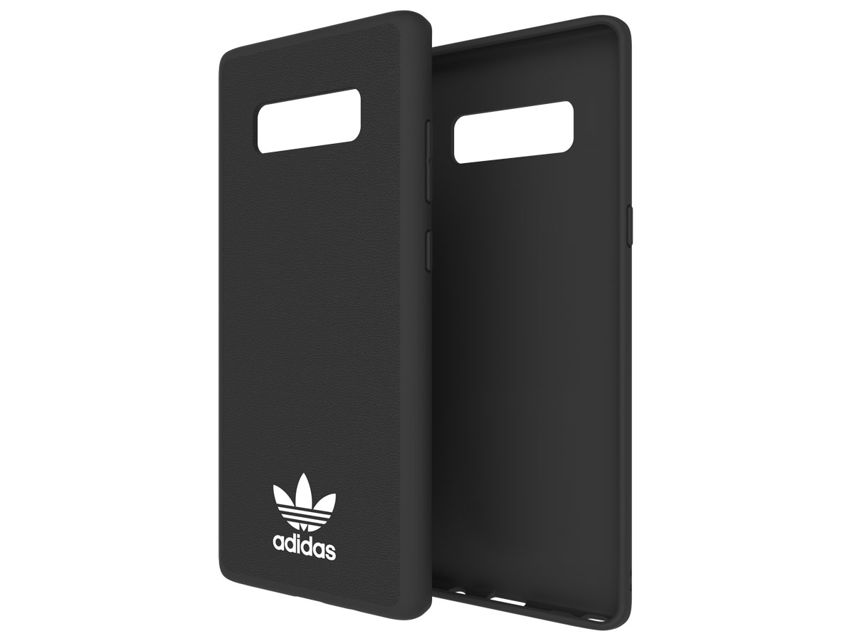 Adidas Moulded TPU Case Zwart - Galaxy Note 8 hoesje