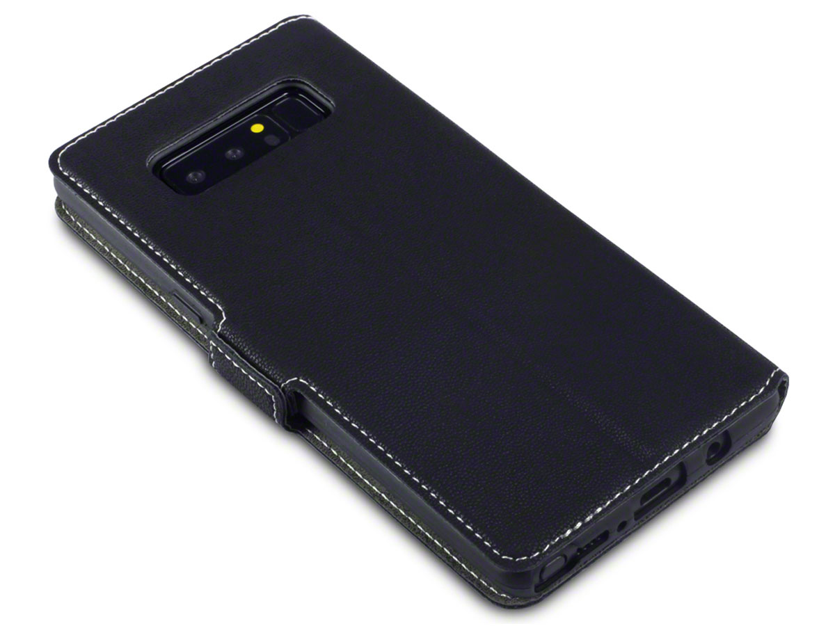 Covert Slim Bookcase - Samsung Galaxy Note 8 hoesje