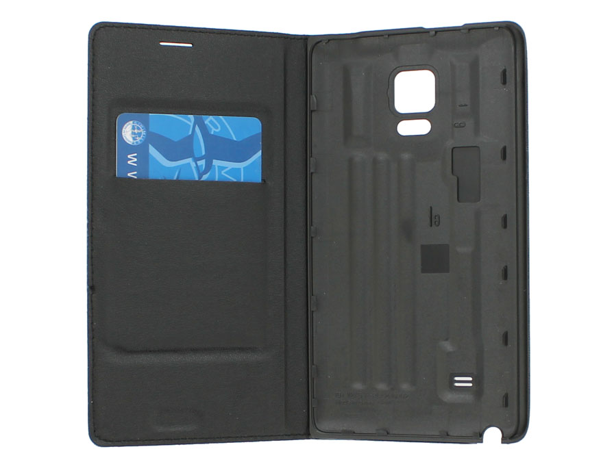 Flip Wallet Case - Samsung Galaxy Note Edge hoesje